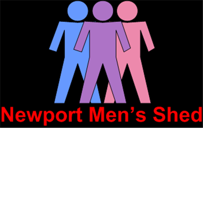 Newport Men's Shed Logo